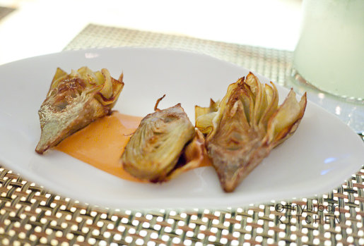 Rialto Bar Roasted Artichokes