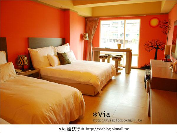 【新竹住宿】來去和動物住一晚~關西六福莊生態渡假旅館42