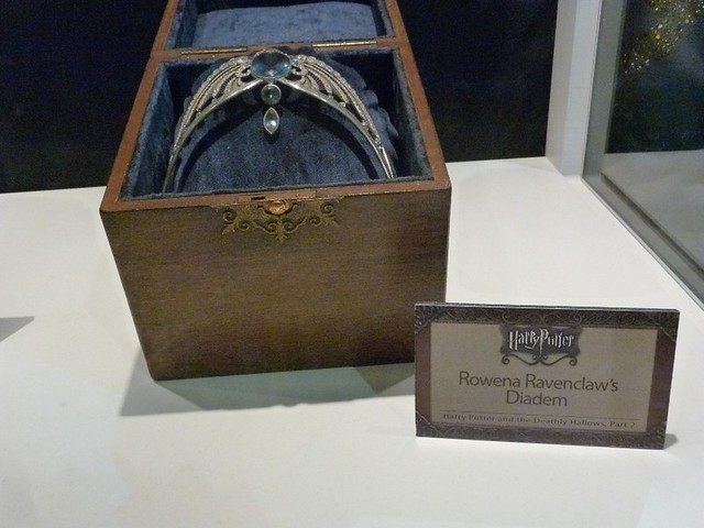Horrocrux Diadema de Rowena Ravenclaw
