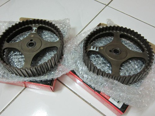 4G63T Cam Pulleys