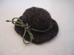 Mini Bower Hat