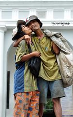 Beyond our Misery (Ivan Abednego) Tags: love 50mm nikon jakarta garbageman d5000