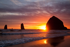 History of Cannon Beach