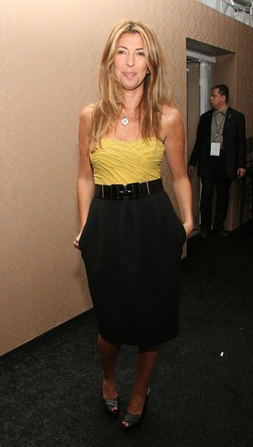 Nina Garcia@ W Lounge, Fashion Week