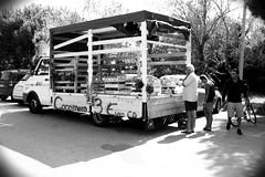 Cocomeri (Filippo Marroni) Tags: bw white black bn marroni mercato bianco nero bianconero filippo ambulante cocomeri cocomero filippomarroni