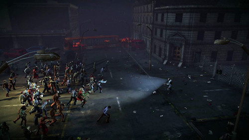 PSN: Dead Nation - Gameplay