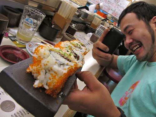 100812 あじわい回転寿司 禅