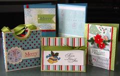 Christmas Card & Box