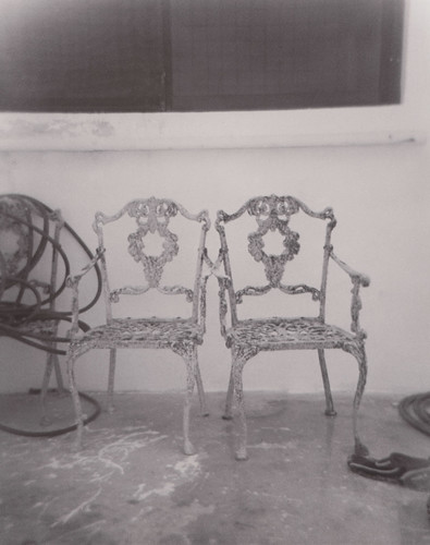 chairs in isla mujeres