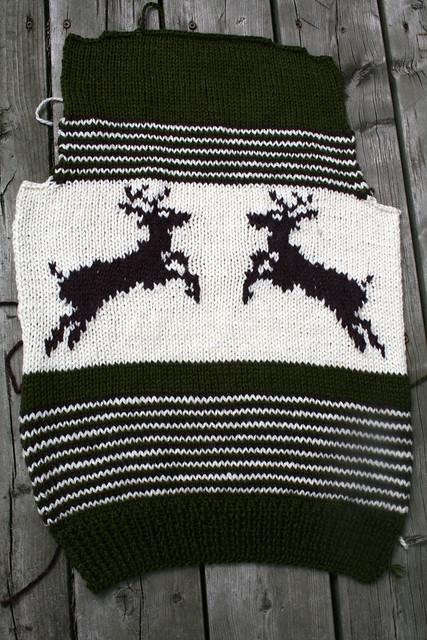 reindeer coat