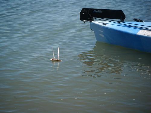 drifter afloat