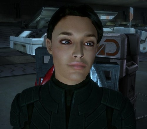ashley williams mass effect 3. Effect - Mass Effect 1 amp; 2