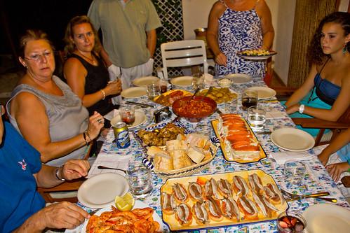 Cena de la Paloma 2010