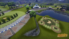 ModNation Racers for PS3 -- Gardens