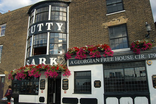 Cutty Sark pub Aug 10