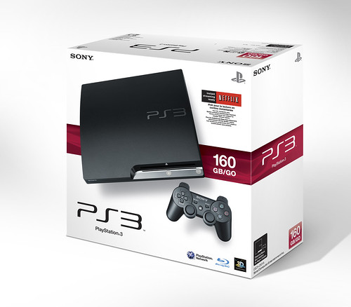 PlayStation 3 - 160GB Model