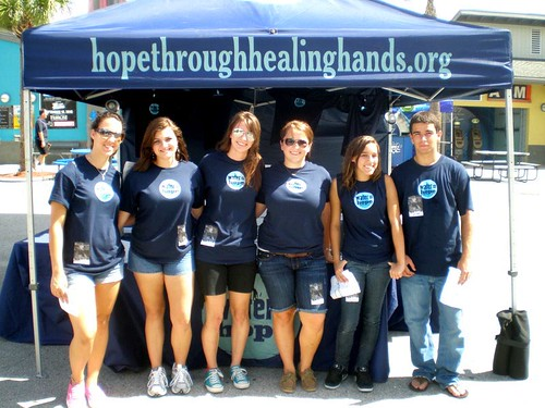 Water = Hope volunteer crew!