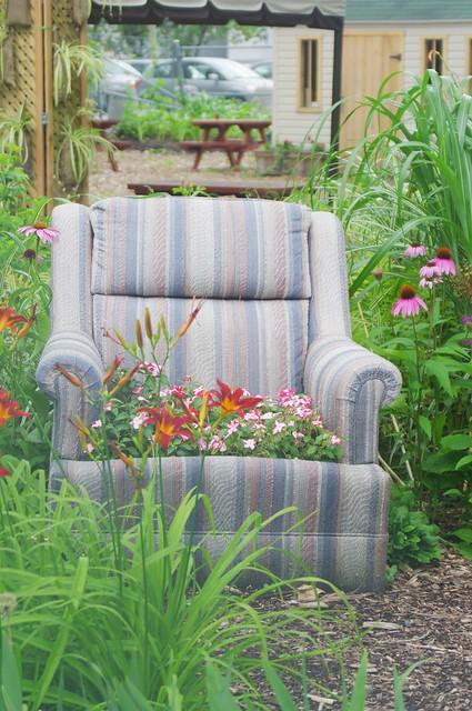 Flowers on a Sofa