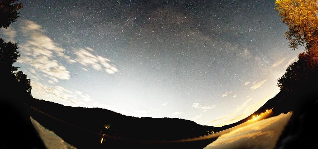 Milky Panorama