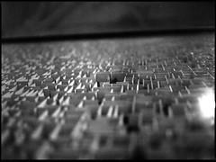 Maze (effixe) Tags: 645 noiretblanc nb maze mamyia645