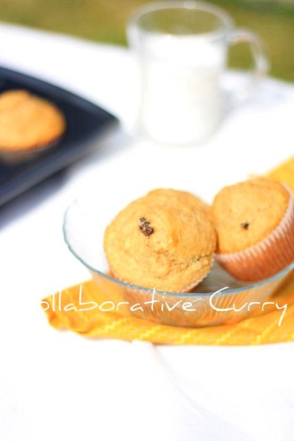Cheerios Banana Muffins