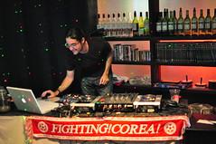DJ Sunxez - ISS 2010 ending party @ Sunbabara