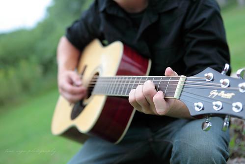 close guitar