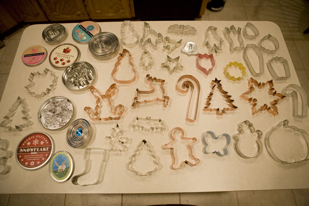 cookie cutter heaven