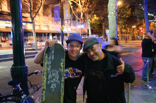 Juan and Steve Caballero
