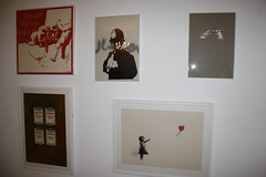 Banksy (Prescription Art) Tags: place bast banksy rathbone botulism lazarides