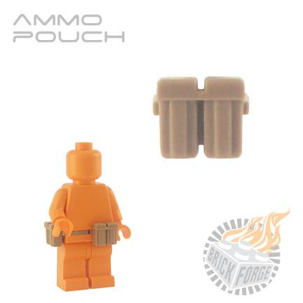 Ammo Pouch - Dark Tan