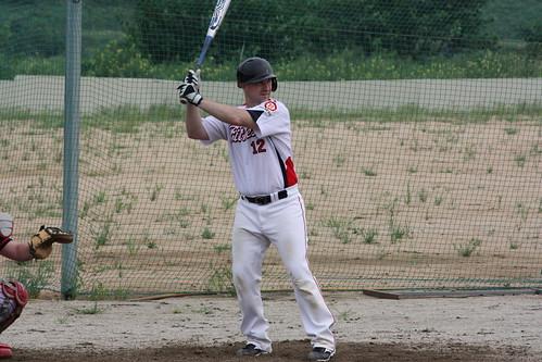 Baseball in Daegu
