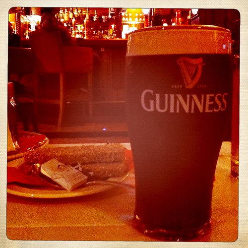 The first Guinness