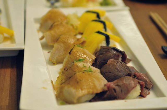 熊鰭創作壽司