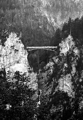Neuschwanstein bridge