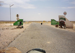 10d. Check point at Las Anod, a real frontier town