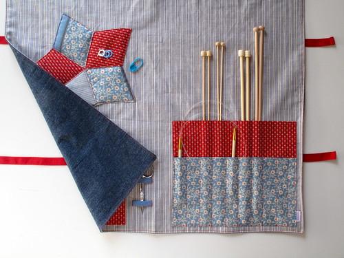 #09 Estojo de agulhas de tricot