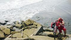 KUJYUKURI BIKETRIP 13 (noz.) Tags: bike mountainbike chiba mtb byke kujyukuri exilimg casioexilimg