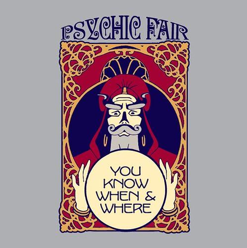 Psychic-Fair Tee