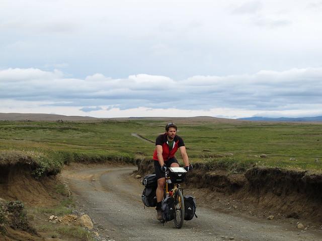 bisiklet ile seyahat