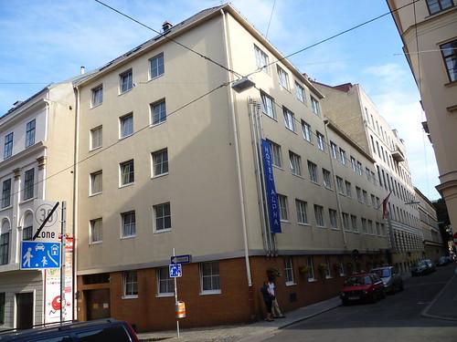 Wien 8 Bezirk Art Of Facades Of Vienna Buchfeldgasse Hotel