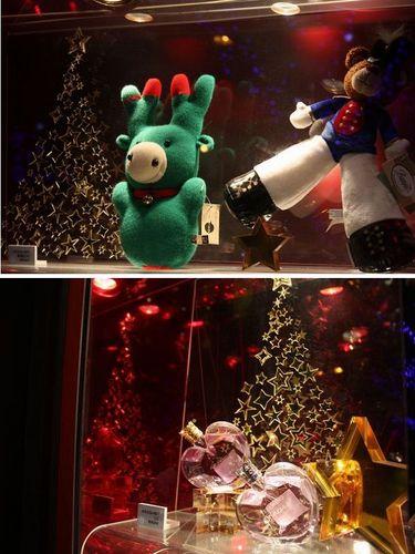 聖誕櫥窗2
