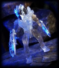 Kenner Predator - Ambush Predator [Mail Order] (Ed Speir IV) Tags: classic movie toy actionfigure order mail retro clear figure scifi horror stealth kenner 1994 predator exclusive ambush cloaked mailaway