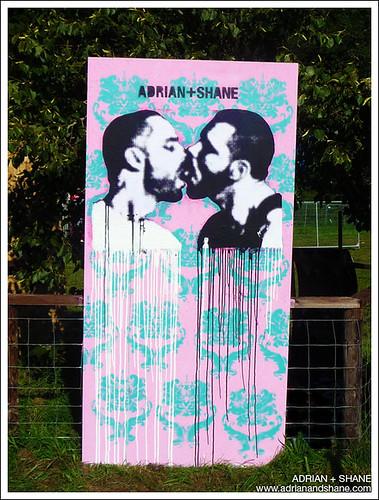 Adrian + Shane @ MILK