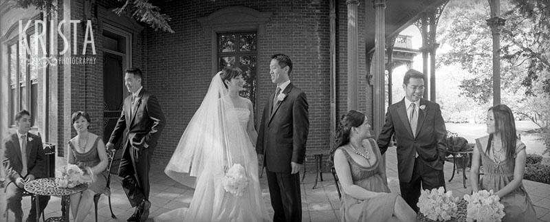 Sylvia & Ricky - Black & White FILM