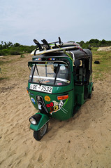 The Ultimate Surf Tuk Tuk
