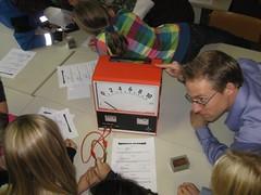 Cross Age Peer Tutoring in Physics