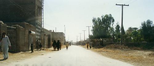 Busy street, Arija.