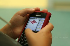 blackberry fun and games