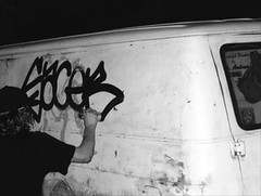 SACER in action (MastaAce 2) Tags: nyc graffiti sace sacer irak